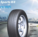 Auto Parts Brake Tyre with High Quality by ISO9001