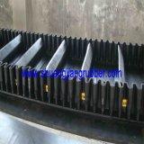 Sidewall Conveyor Belt with Wave Shape