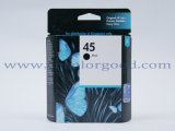 Stationery Orignial 51645A/#45 Genuine Ink Cartridge for HP