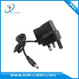 UK Electrical Plug 5V800mA Power Adapter with LED