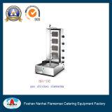 Hgv-792 4-Burner Gas Shawarma Machine (HGV-792)