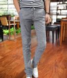 Cool and Comfortable Straight Long Linen Pants for Men