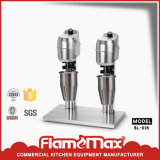 Bl-018 Stainless Steel Milk Mixer (TWO HEAD)