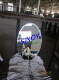 China Mirror Factory Supply Fine Processed Silver Coated Bevelled Mirror