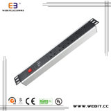 UK Series PDU with 3 to 32 Sockets Wb-PDU-04