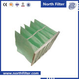 Nonwoven Pocket Bag Filter with Efficiency F5