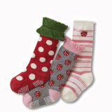 Children /Baby /Infant /3D Cartoon Print Cotton Socks (DL-CS-83)