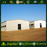 SGS Certification Excellent Steel Fabrication Projects (L-S-106)