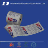 RED credit thermal paper roll