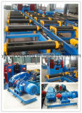H-Beam Production Line--Flange Straightening Machine