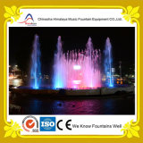 Colorful Pool Water Music Fountain for Shopping Mall
