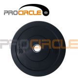 High Quality Black Rubber Crossfit Bumper Weight Plates (PC-BP1001-1011)