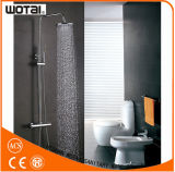 Round Shape Single Lever Thermostatic Shower Faucet