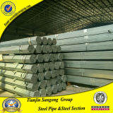 Large Diameter Galvanized Welded Steel Pipe for Structual (SG24)