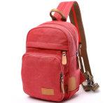 New Design Elegant Factory Price Hot Sale Canvas Lady Backpack Bag