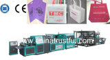 Full Automatic PP Handle Non Woven Bag Making Machine