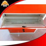 New Design 4 Level Door Metal Shoe Storage Cabinet