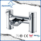 Double Handle Bath Tub Waterfall Faucet (AF6037-2)