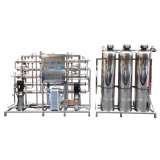 RO Ultrapure Water Purification System Reverse Osmosis Plus EDI Plant Laboratory