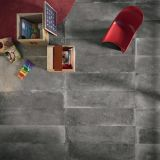 Concrete Cement Style Glazed Ceramic Tile for Floor and Wall (FN05)