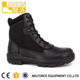 Classic High Quality Genuine Cow Leather Military Police Tactical Boot