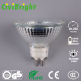 High Lumens MR16 Glass COB / SMD 2835 LED Spotlights