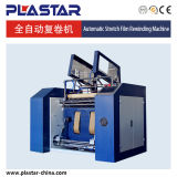 Full-Automatic Cling Film Rewinding &Slitting Machine