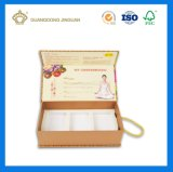 Package Box for Personal Care Products (with white blister tray)
