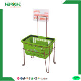 Superarket Shopping Basket Stand Holder