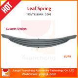 Auto Iron Bogie Leaf Spring in Suspension for Asia Market Spring Leaf