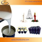 RTV2 Silicone Rubber for Candle Mold Making/ Addition Cure Silicon