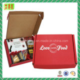 Custom Printed Color Corrugated Packaging Box, Carton Box