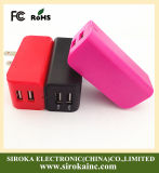 High Quality Cell Phone Car Charger with Dual USB