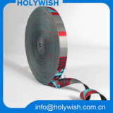 Wholesale Packing Nylon Sheer Ribbon with Striped Supplier