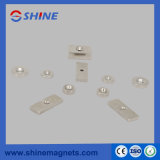 Nickel Plated NdFeB Sintered Countersunk Magnet