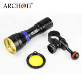 New Arrival World Premiere 12W Diving Blue Light Archon Wl07 4000k to 4500k Underwater Photographic Light Diving Blue Torch