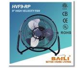"Hot Selling 9"" High Velocity Floor Fan"