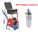 180/360 Degree Borehole Inspection Camera, Borehole Camera, Downhole Video Camera and Borescope Camera and Water Well Inspection Camera