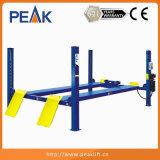 Light Duty Mechanical Self-Lock 4 Post Car Lifter (409)