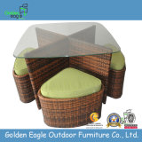 Flower Dining Set-Outdoor Furniture (FP0099)