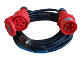 Cee Industrial Extension Power Cord Lead