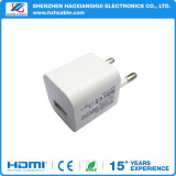 5V 1A EU Plug USB Wall Charger Adapter for iPhone/Android