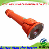Swcz Heavy Duty Series Cardan Shaft/Shaft Couplings for Machinery