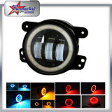 4.5 Inch Fog Light, LED Fog Light, Bluetooth Control Fog Light for Car, LED Fog Light with DRL Halo Ring