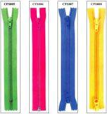 3# Nylon Zipper Open-End Autolock Slider