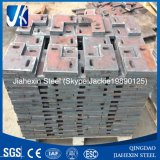 Customized Steel Fence Base Plate