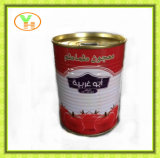 China Manufacturer Make Canned 28-30% Tomato Paste