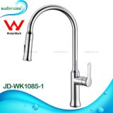 Jd-Wk1085-1 Hot Sale Sink Mixer Kitchen Brass Tapware with Pull-out Sprayer