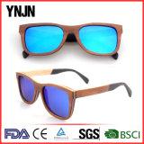 Promotional Unisex Laminated Wood Sunglasses