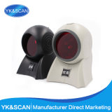 Auto Scan 1d Omnidirectional Barcode Scanner 24 Lines